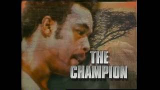 """""""The Rumble in the Jungle"""" Muhammad Ali vs George Foreman 30.10.1974"""