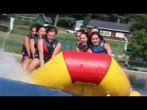 2017 YEAR BOOK Tripp Lake Camp