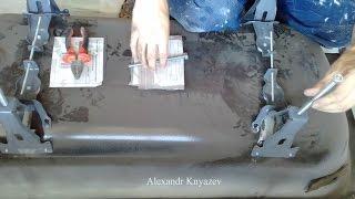 Видео: Как собрать ножки для стальной ванны?(, 2016-11-15T04:41:58.000Z)