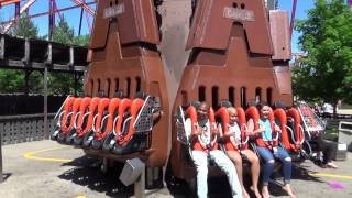 Giant Drop at Six Flags Great America