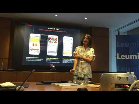 Shiboleth LLP Industry Innovators 6.27- Polymaze Presentation