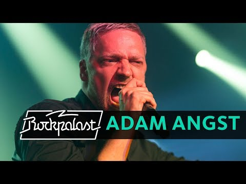 Adam Angst Live | Rockpalast | 2017