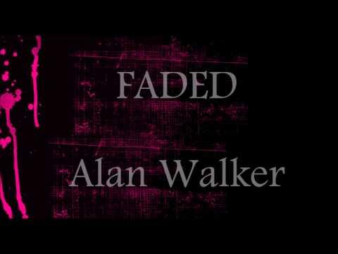 Faded - Alan Walker || Lower Key Karaoke (-1)