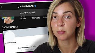 Gabbie Hanna DELETES ALL Social Media...