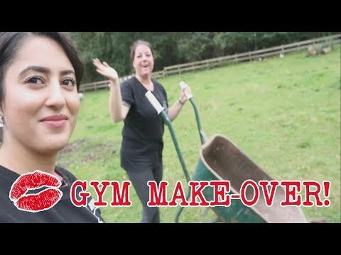 Madilia Vlog   #26   Gym make-over & gossiptime!   UTOPIA (NL) 2017