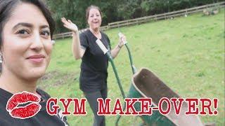 Madilia Vlog | #26 | Gym make-over & gossiptime! | UTOPIA (NL) 2017