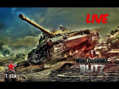 World of Tanks Blitz - LIVE --