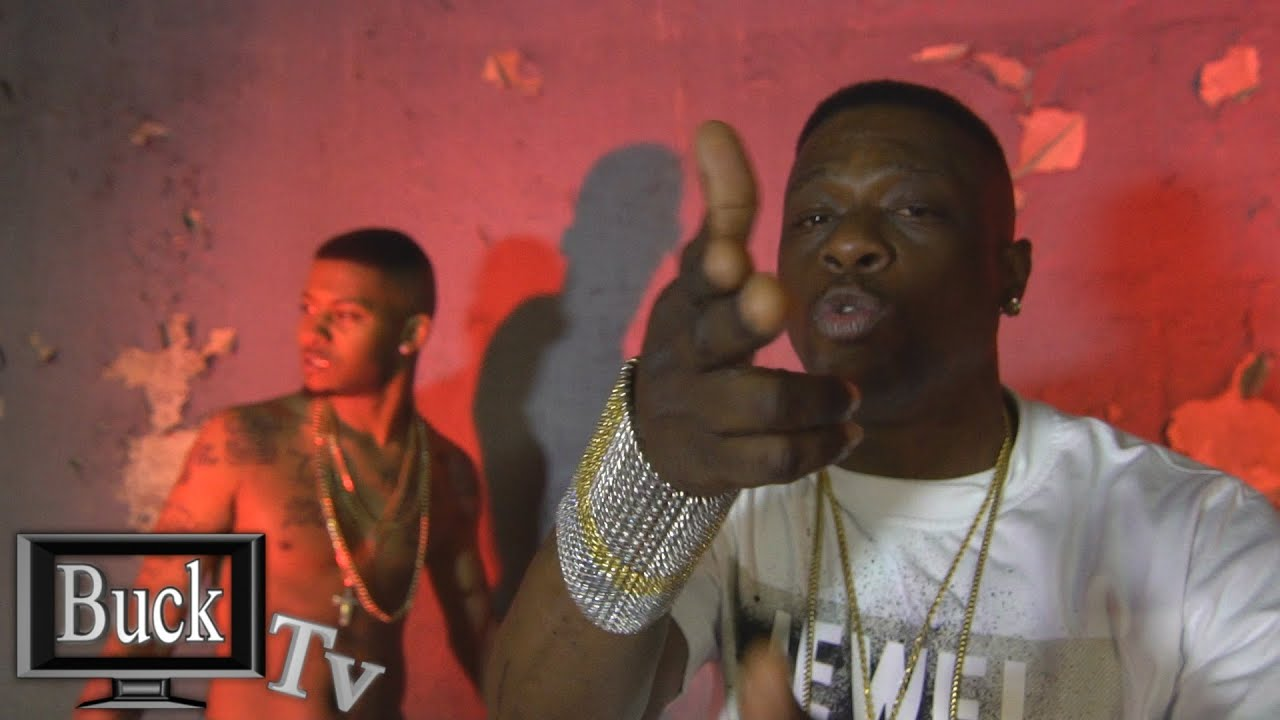 "BowlLane Slick Feat. Boosie BadAzz ""Hunnad"" Official Music Video On Buck Tv"