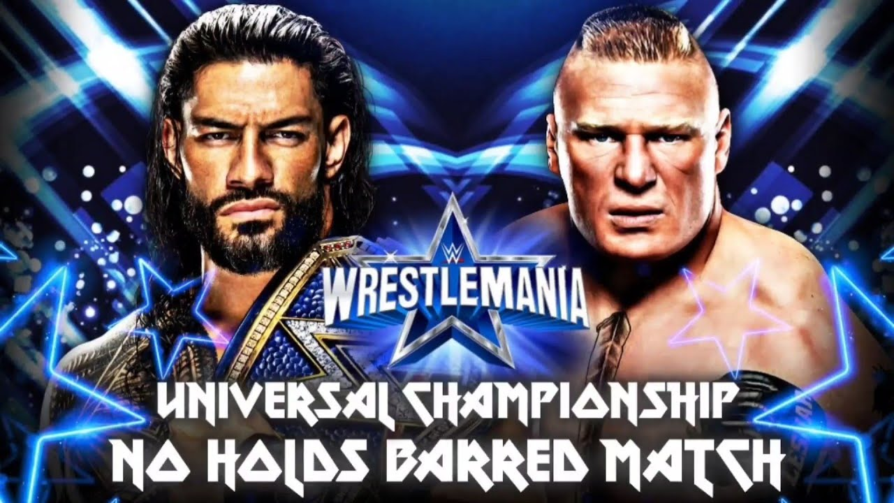 Download WWE WrestleMania 38 Dream Match Card   MY CUSTOM STORY #4   ROAD TO WRESTLEMANIA 38