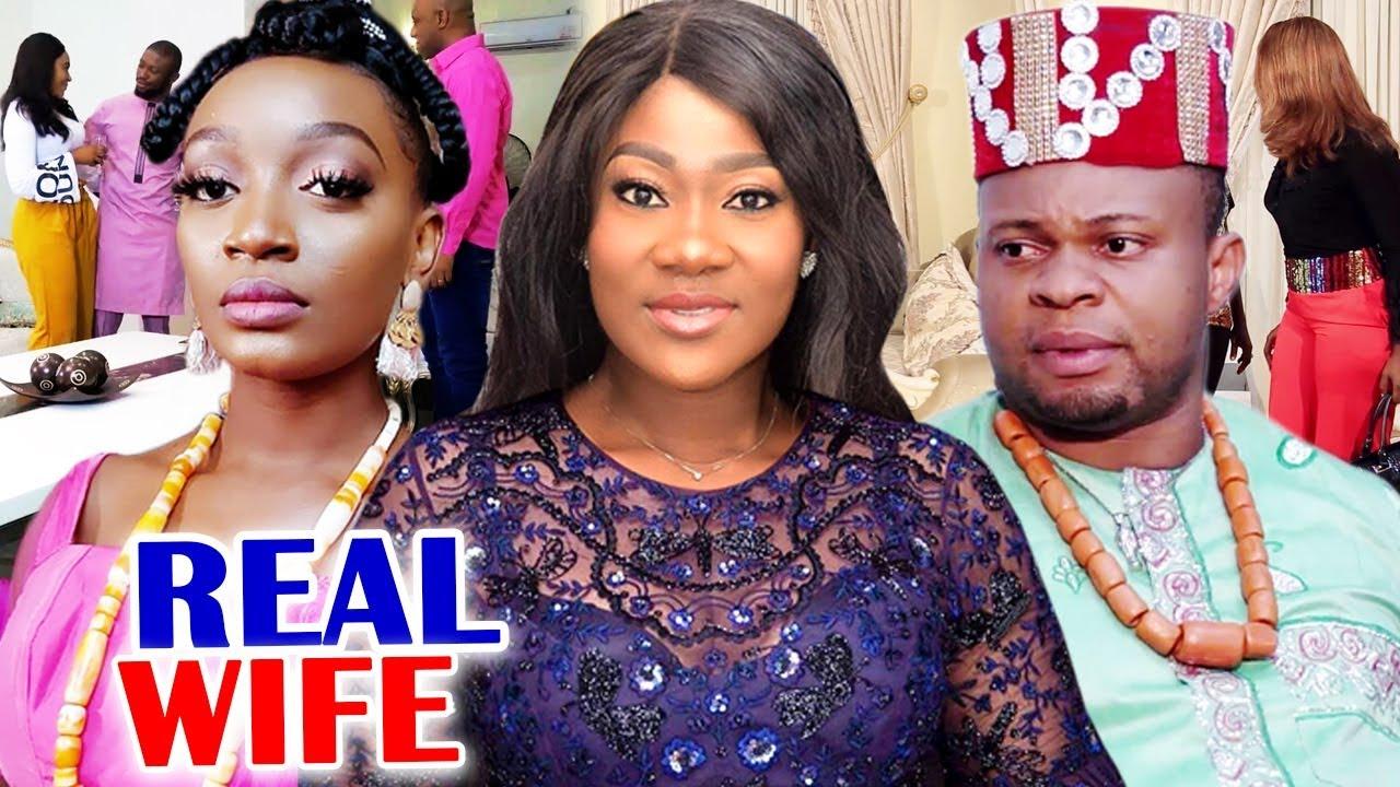 Download Real Wife Season 5&6 -  Mercy Johnson 2020 Latest Nigerian Nollywood Movie Full HD