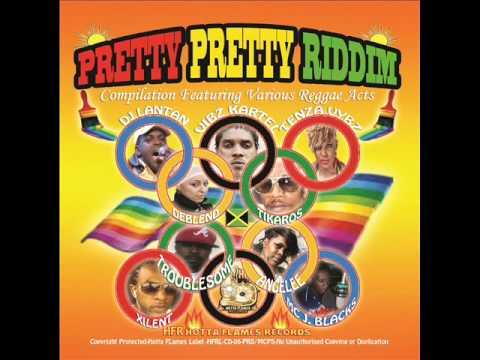 PRETTY PRETTY RIDDIM PROMO MIX (DJ ASHANI)