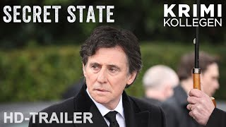 SECRET STATE - Trailer deutsch [HD] || KrimiKollegen
