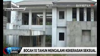 Bocah 10 Tahun di Bogor Mengalami Kekerasan Seksual