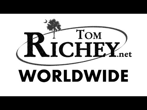Tom Richey WORLDWIDE (Step Brothers Parody)