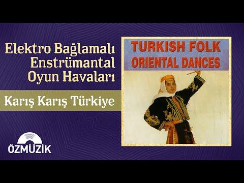 Elektro Bağlamalı Enstrümantal Oyun Havaları - Karış Karış Türkiye