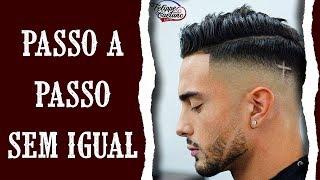 MELHOR PASSO A PASSO DEGRADÊ - Curso de Barbeiros by Felippe Caetano