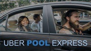 Novo Uber Pool Express