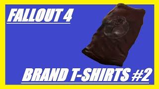 Fallout 4:Brand T-Shirts Location #2(Creation Club Content)