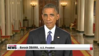 U.S. president announces immigration overhaul   오바마 이민개혁, 미국내 한국인 불법체류자 약 18만명