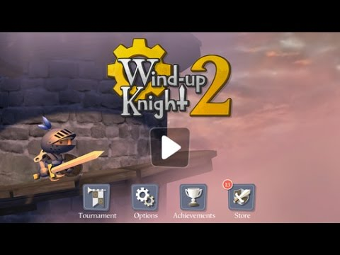 Wind-up Knight 2 игра на Android и iOS