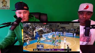 LaMelo and LiAngelo Ball vs Best Lithuania Team | Reaction | Game Highlights