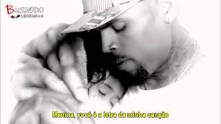 Chris Brown Little More (Legendado Tradução)