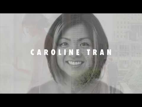 Caroline Tran - Way Up North 2017 Stockholm Presenter