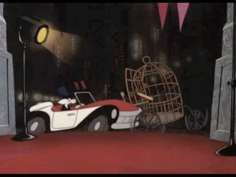 The most Overused Cartoon Car Crash prior to the 1990s