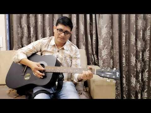 Bhavre Ki Gunjan On Guitar