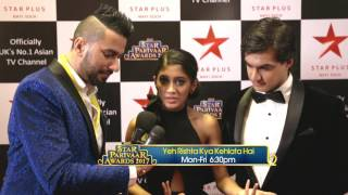 Download lagu Star Parivaar Awards 2017: Shivangi Joshi & Mohsin Khan from 'Yeh Rishta Kya Kehlata Hai'