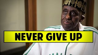 Bill Duke Says Never Give Up On Yourself
