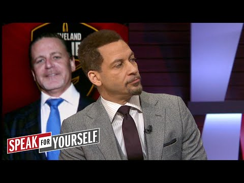 Chris Broussard on reports Dan Gilbert wants to sell the Cavaliers | SPEAK FOR YOURSELF