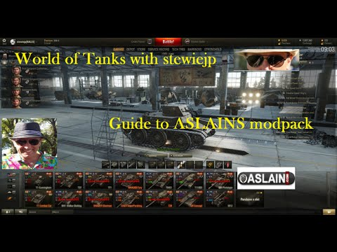 wot aslain mod pack uninstall