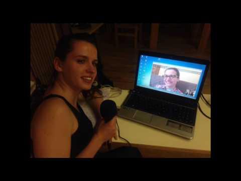 Wendy Delorme,  de Sandrine Martinet  MFR On Air  Radio Aléo 2017