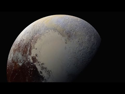 LiveLeak - NASA Releases Latest High Resolution Images of Pluto