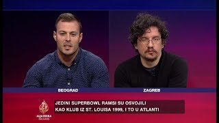 Tribina: Superbowl 53 - iskustvo Patriotsa protiv mladosti Ramsa
