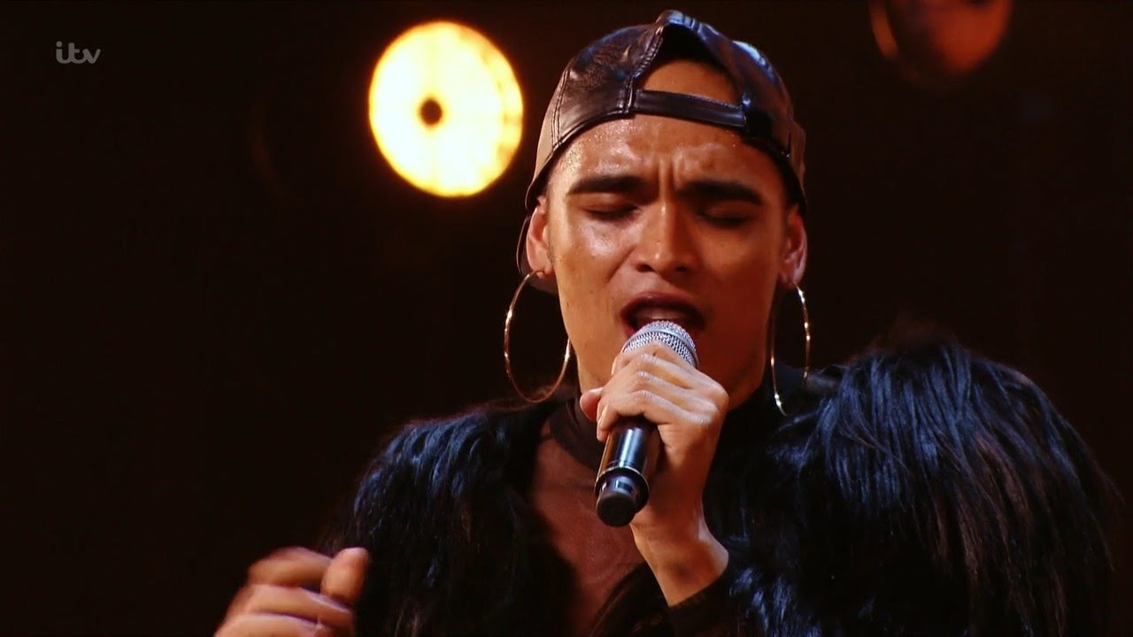 The X Factor UK 2015 S12E02 Auditions Seann Miley Moore