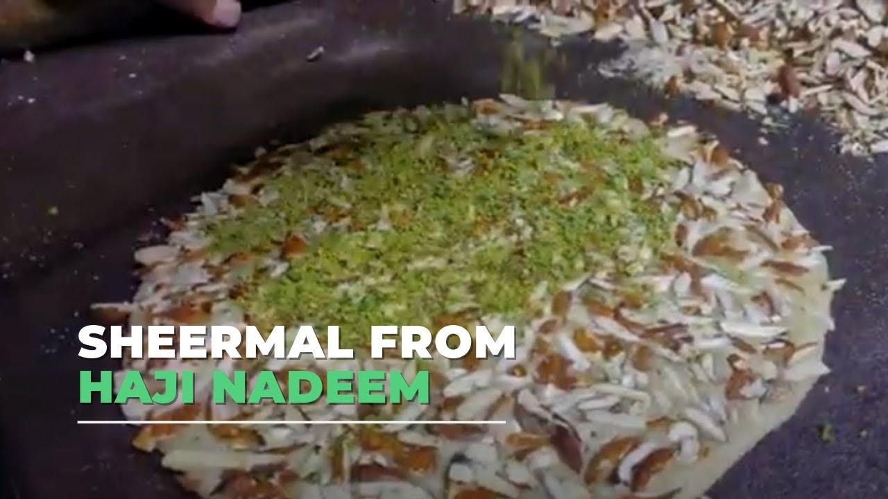 Download Lip-Smacking Sheermal From Haji Nadeem | So Delhi