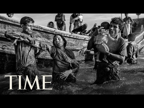 The Rohingya Massacre, One Year Later: One Of Myanmar's Darkest Events | TIME