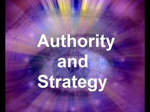 Human Design Authority & Strategy