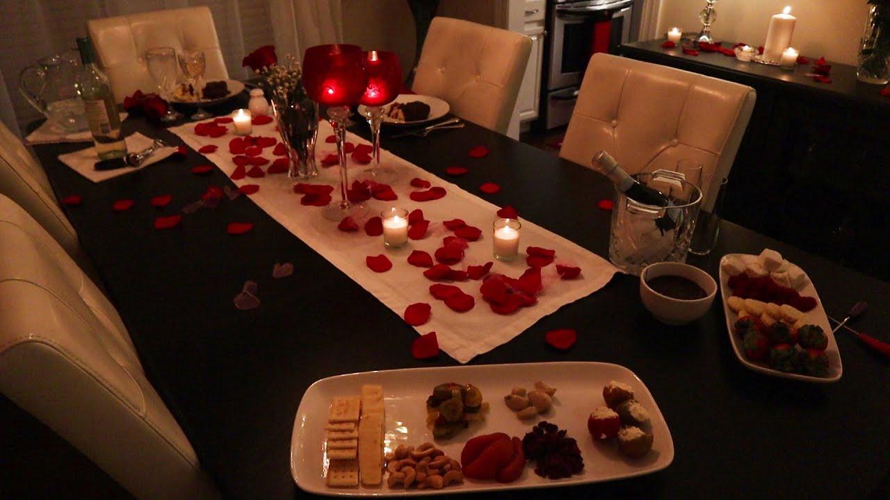 Valentine S Day Romantic Dinner For Two Salisbury Steak