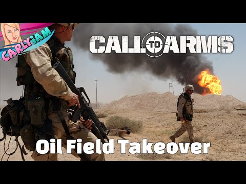 Oil Field Takeover - Call to Arms - Texas Tea - USA Mission 4
