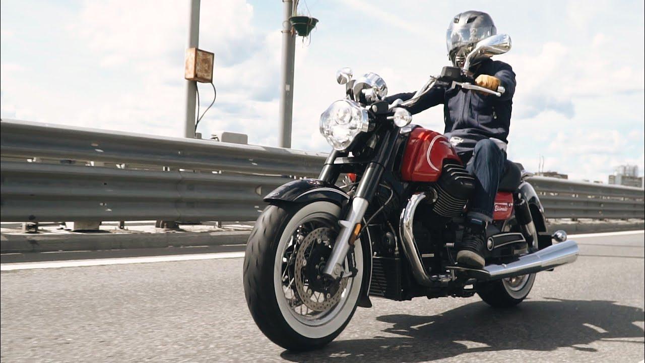 1.3 МЛН за Большой Итальянский МОТИК. Moto Guzzi Eldorado