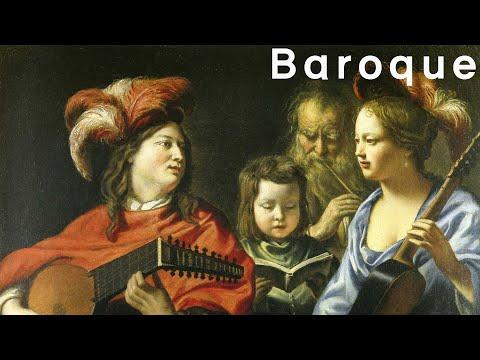 La Mejor Musica Barroca Instrumental Música Clásica Barroca Relajante Para Estudiar Youtube