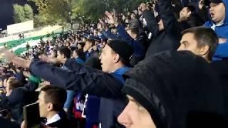 Радость болельщиков Динамо Москва после гола, Торпедо 0-1 Динамо