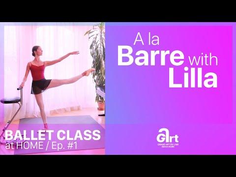 ballet-class-at-home-#1