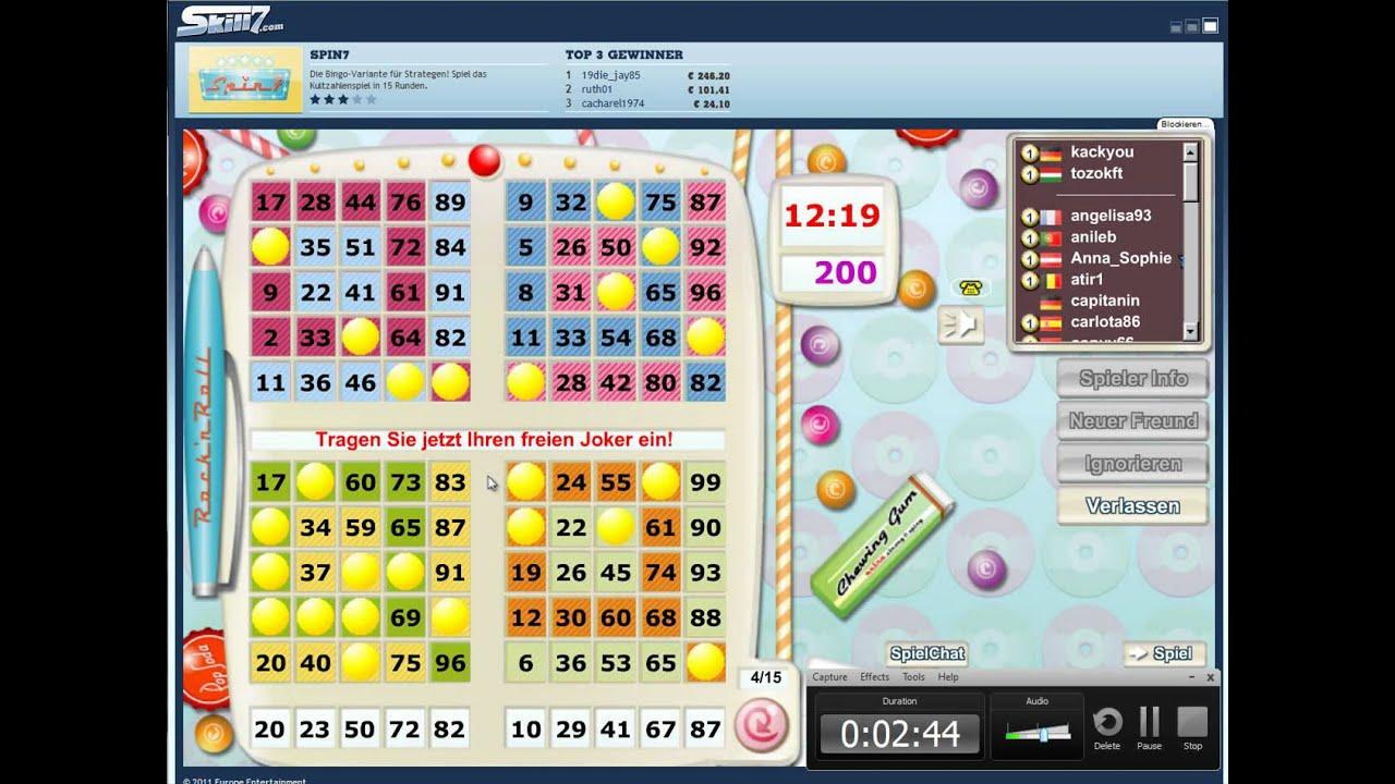 Bingo Spielen Online