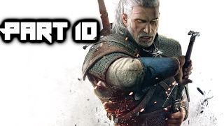 The Witcher 3 - THE SEXY GHOST SEDUCED ME (VERBALLY) Part 10 PC Gameplay