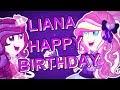 Liana Happy Birthday