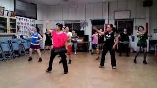 保社韻律舞蹈班課程練習: 小水果指導老師: 陳素月老師.